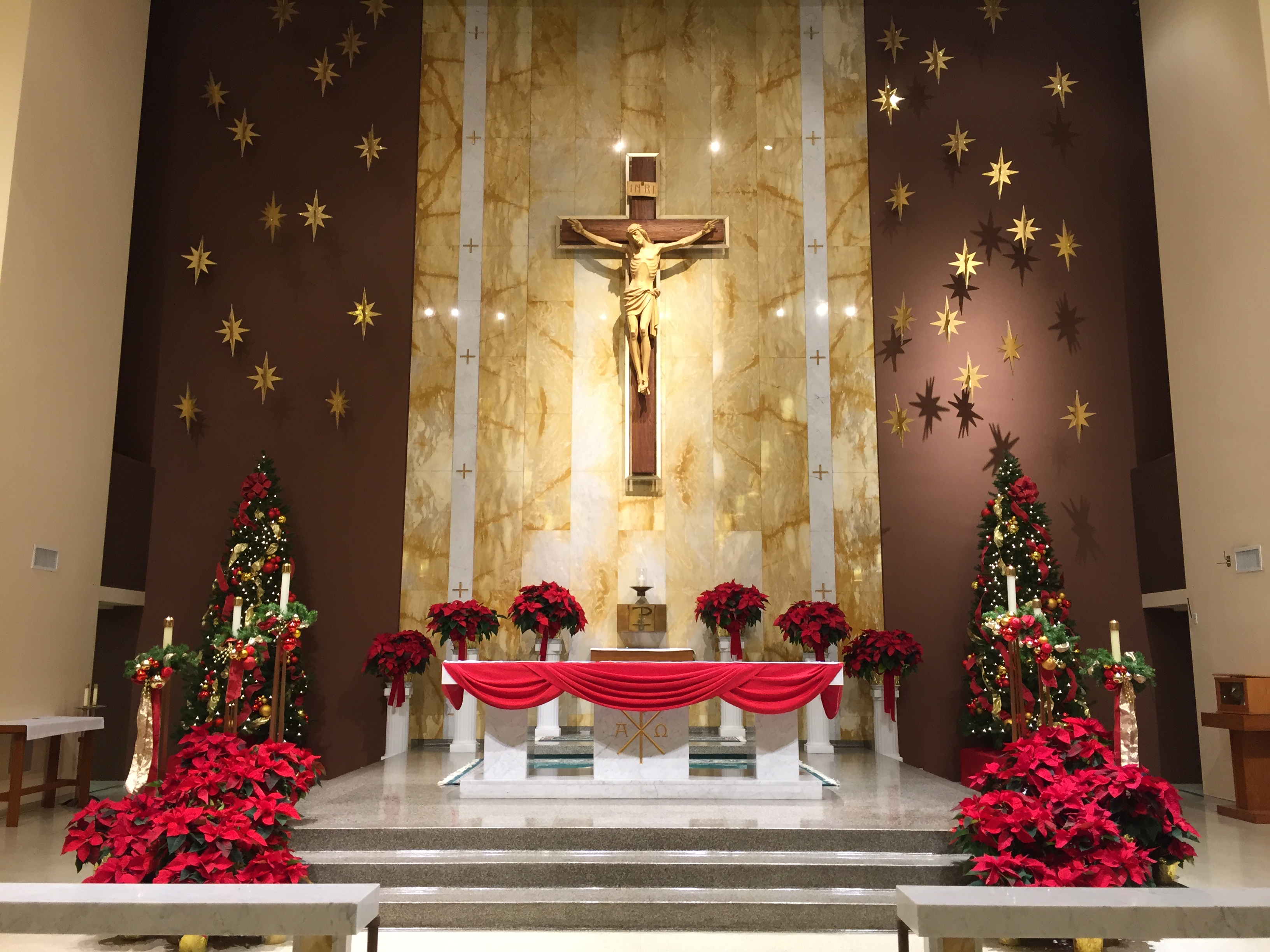 Christmas And New Year S Mass Schedule St Peter Paul