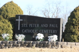 Memorial Day Mass @ Ss. Peter and Paul Cemetery