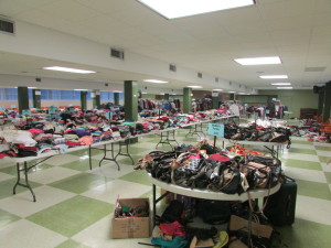 Almost Free Yard Sale @ Ss. Peter and Paul Catholic Church