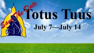 Totus Tuus @ Ss. Peter and Paul Catholic Church | Collinsville | Illinois | United States