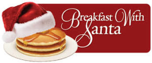 Breakfast with Santa @ Ss. Peter and Paul Fellowship Hall