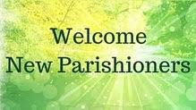 Welcome New Parishioners @ Ss. Peter and Paul Fellowship Hall