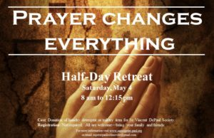 Prayer Changes Everything @ Ss. Peter and Paul Catholic Church